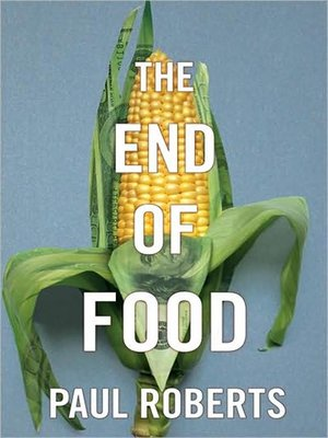 cover image of The End of Food