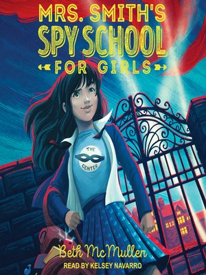 cover image of Mrs. Smith's Spy School for Girls