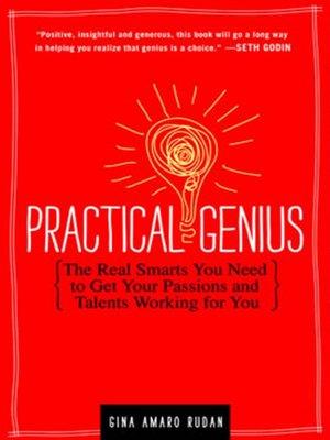 cover image of Practical Genius