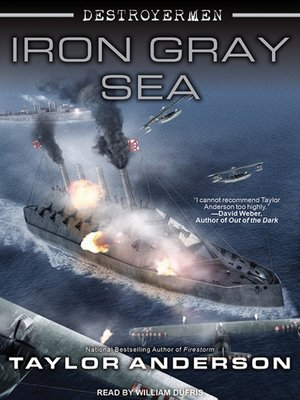 cover image of Iron Gray Sea