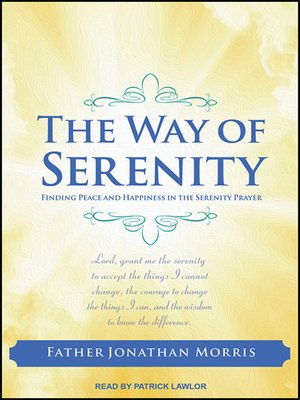 cover image of The Way of Serenity
