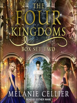 cover image of The Four Kingdoms Box Set 2