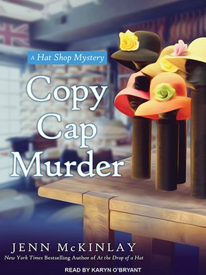 cover image of Copy Cap Murder
