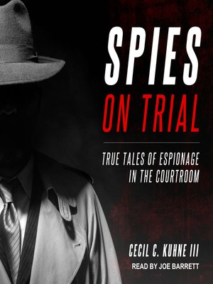 cover image of Spies on Trial