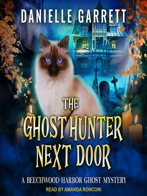 cover image of The Ghost Hunter Next Door