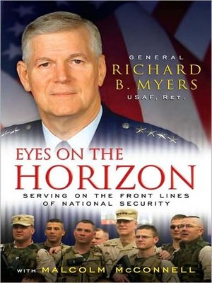 cover image of Eyes on the Horizon