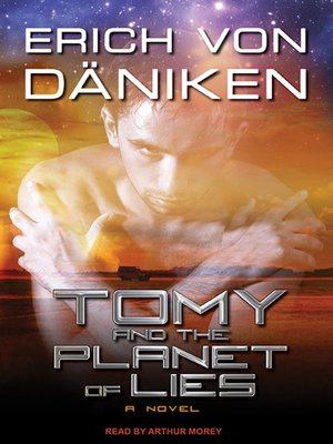 cover image of Tomy and the Planet of Lies