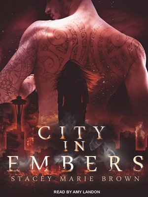 cover image of City in Embers