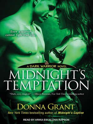 cover image of Midnight's Temptation