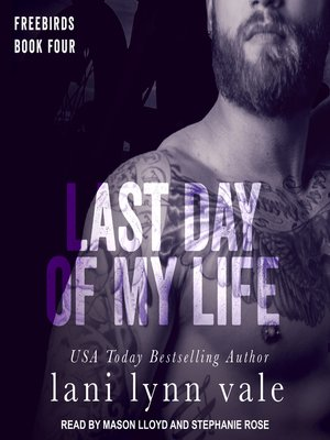 cover image of Last Day of My Life