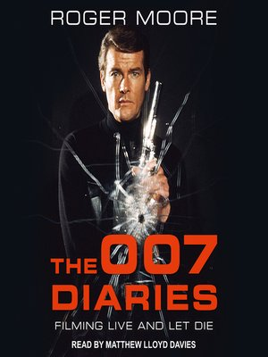 cover image of The 007 Diaries