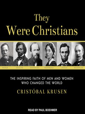 cover image of They Were Christians