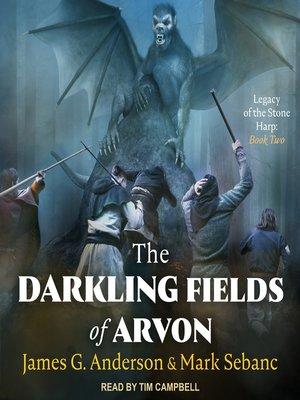 cover image of The Darkling Fields of Arvon