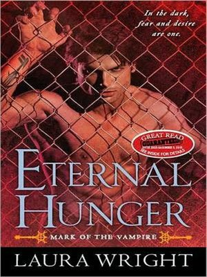 cover image of Eternal Hunger--Mark of the Vampire