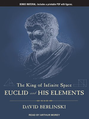 cover image of The King of Infinite Space