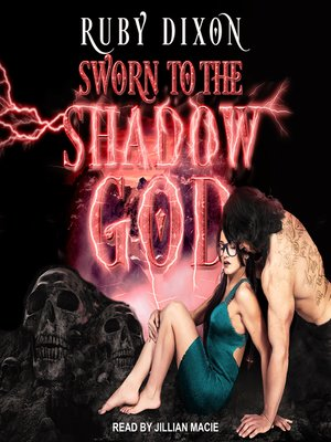cover image of Sworn to the Shadow God