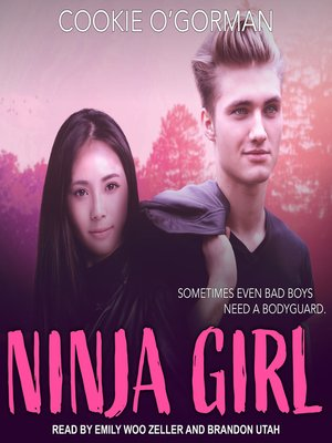 cover image of Ninja Girl