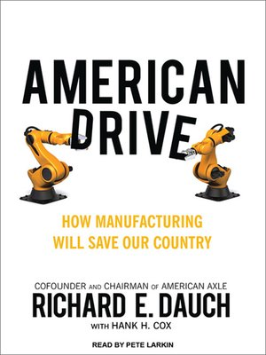 cover image of American Drive