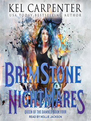 cover image of Brimstone Nightmares