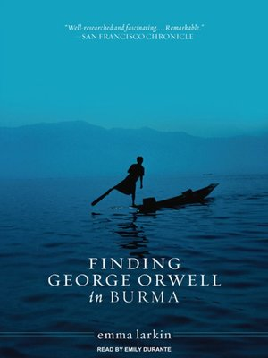cover image of Finding George Orwell in Burma