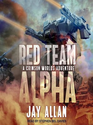 cover image of Red Team Alpha--A Crimson Worlds Adventure