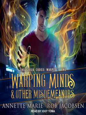 cover image of Warping Minds & Other Misdemeanors