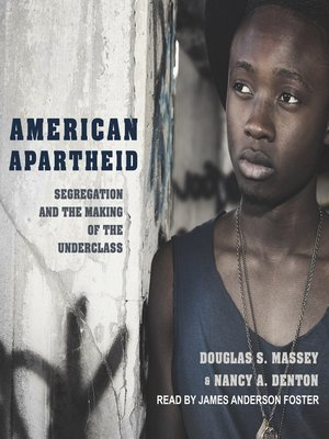 cover image of American Apartheid