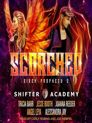 cover image of Scorched--Siren Prophecy 2