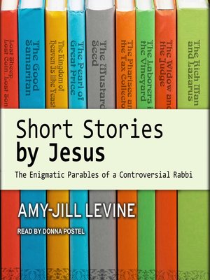 cover image of Short Stories by Jesus