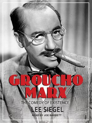 cover image of Groucho Marx