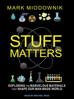 cover image of Stuff Matters