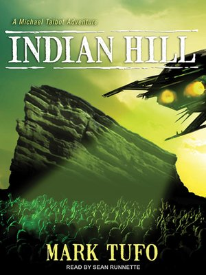 cover image of Indian Hill--A Michael Talbot Adventure