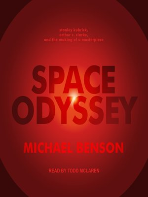 cover image of Space Odyssey