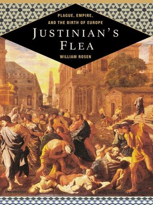 cover image of Justinian's Flea