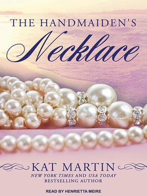 cover image of The Handmaiden's Necklace