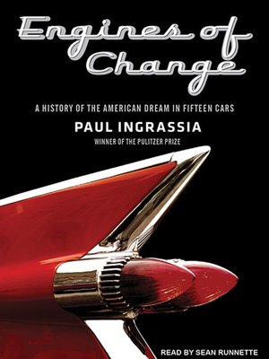 cover image of Engines of Change