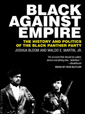 cover image of Black against Empire