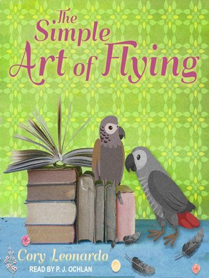 cover image of The Simple Art of Flying