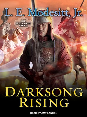 cover image of Darksong Rising