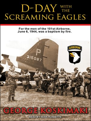 cover image of D-Day with the Screaming Eagles