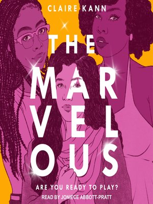 cover image of The Marvelous