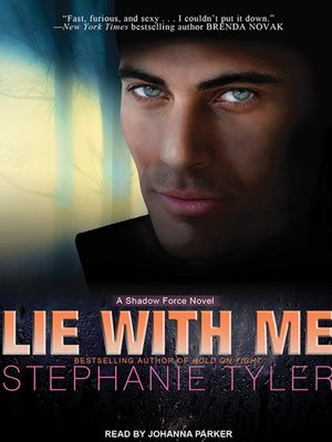 cover image of Lie with Me--A Shadow Force Novel