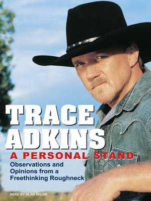 cover image of A Personal Stand