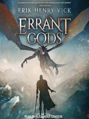 cover image of Errant Gods