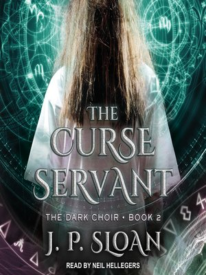 cover image of The Curse Servant