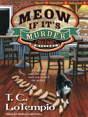 cover image of Meow If It's Murder