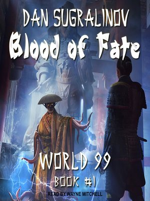 cover image of Blood of Fate