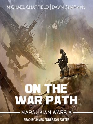 cover image of On the Warpath