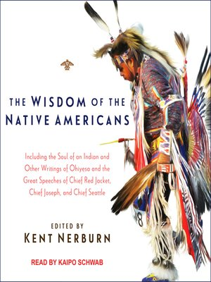 cover image of The Wisdom of the Native Americans
