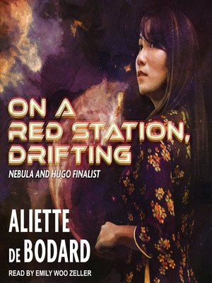 cover image of On a Red Station, Drifting